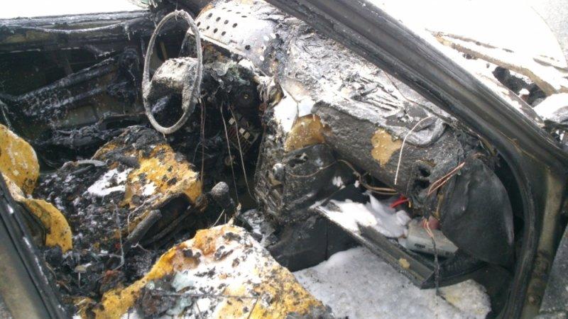 В Ульяновске снова горят автомобили. ФОТО, фото-3