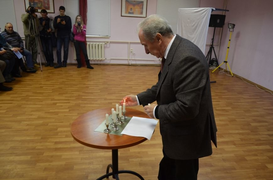 Николаев вспомнил жертв Холокоста (ФОТО) (фото) - фото 2