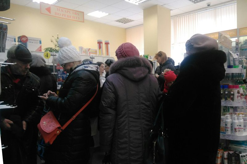 Из-за всплеска заболеваемости ОРВИ белгородские аптеки переживают ажиотаж, фото-1