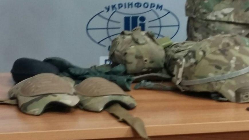 Американці у Львові продемонстрували, яким має бути екіпірування українських військових (ФОТО), фото-6