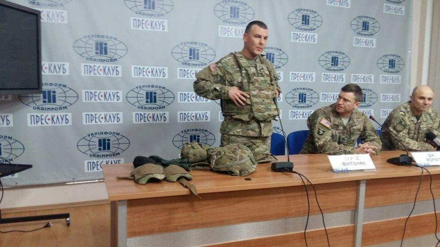 Американці у Львові продемонстрували, яким має бути екіпірування українських військових (ФОТО), фото-1