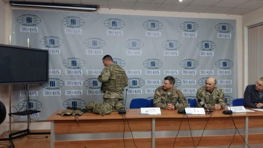 Американці у Львові продемонстрували, яким має бути екіпірування українських військових (ФОТО) (фото) - фото 4