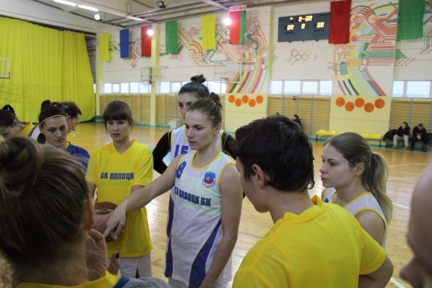 Баскетболистки «Полоцка» дебютируют в чемпионате страны (фото) - фото 6
