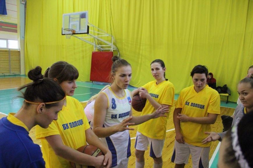 Баскетболистки «Полоцка» дебютируют в чемпионате страны (фото) - фото 4