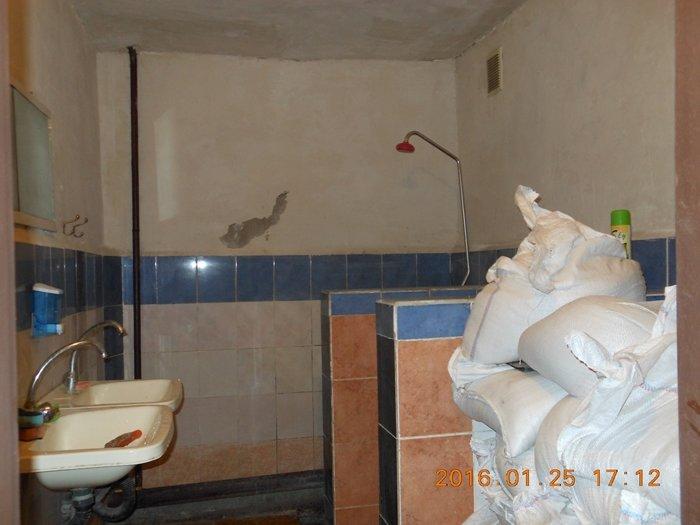 душ, туалет, умивальник (все разом)