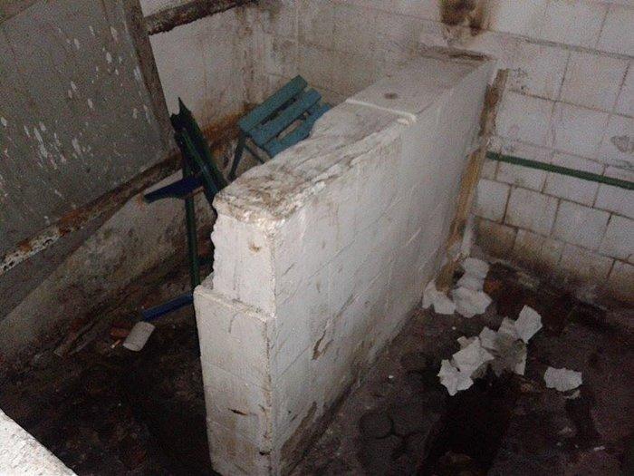 Туалет на вулиці 1