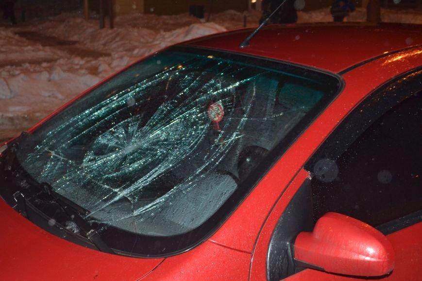 "В Кривом Роге ""Chevrolet Aveo"" сбил пешехода (ФОТО), фото-6"