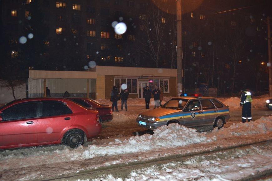 "В Кривом Роге ""Chevrolet Aveo"" сбил пешехода (ФОТО), фото-10"