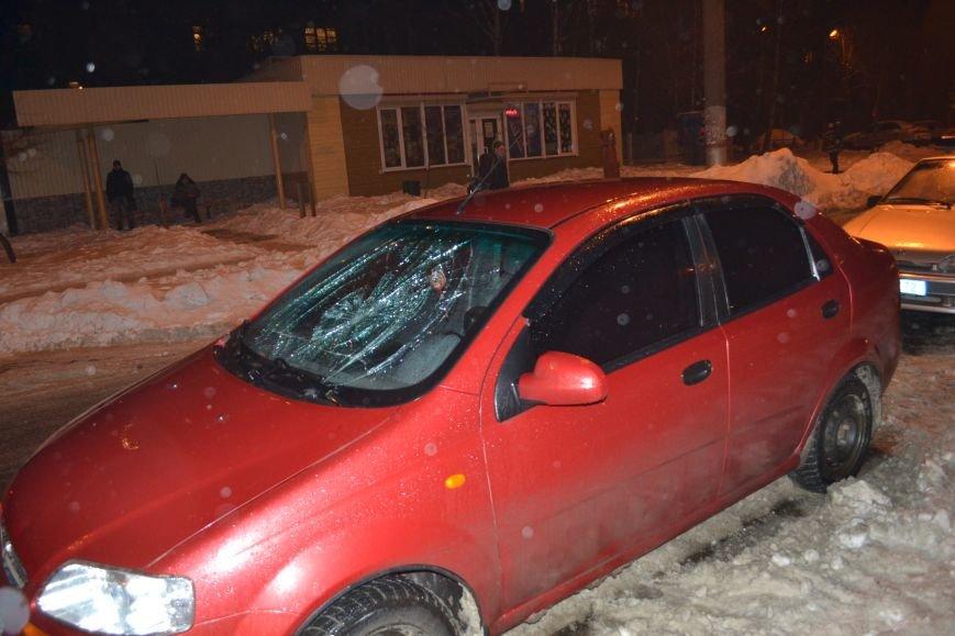 "В Кривом Роге ""Chevrolet Aveo"" сбил пешехода (ФОТО), фото-5"