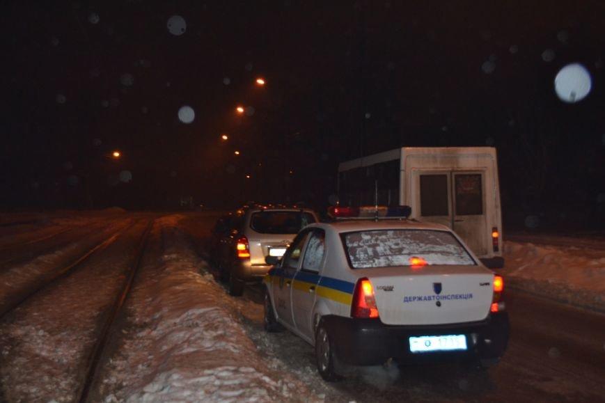 "В Кривом Роге ""Chevrolet Aveo"" сбил пешехода (ФОТО), фото-4"