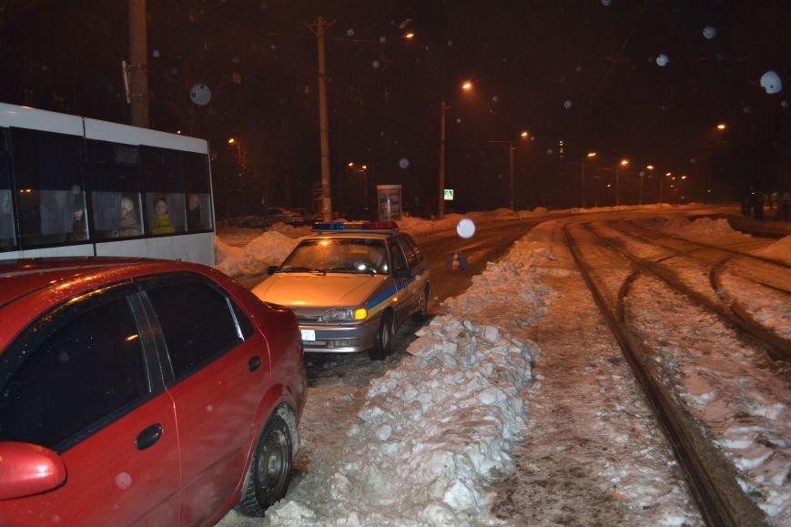 "В Кривом Роге ""Chevrolet Aveo"" сбил пешехода (ФОТО), фото-3"