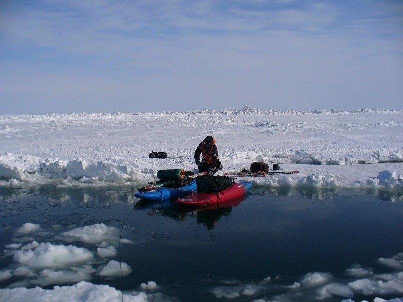 Сыктывкарец мечтает дойти до Северного полюса и — поставить чум в Эжве, фото-2