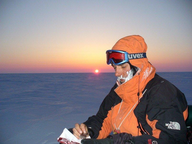 Сыктывкарец мечтает дойти до Северного полюса и — поставить чум в Эжве, фото-3