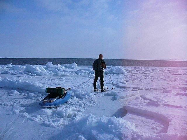 Сыктывкарец мечтает дойти до Северного полюса и — поставить чум в Эжве, фото-4