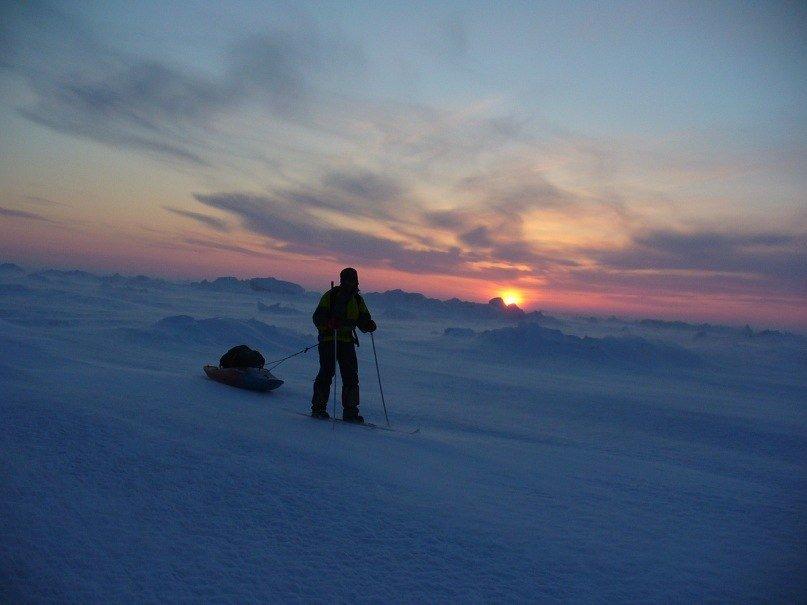 Сыктывкарец мечтает дойти до Северного полюса и — поставить чум в Эжве, фото-1