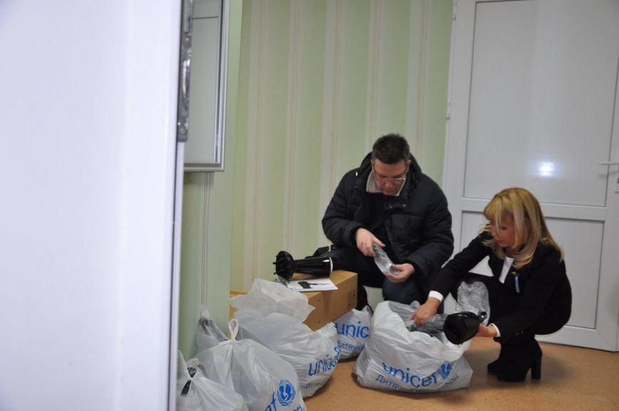 Слушатели Центра для инвалидов получили фены и бритвы в подарок, фото-2
