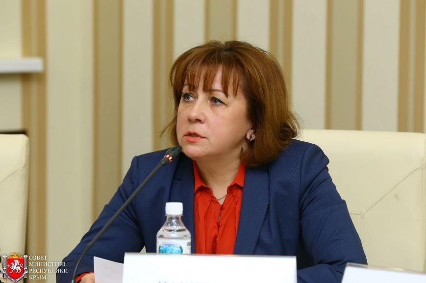Пашкунова: В Крыму  более 90% детей-сирот находится на попечении опекунов (ФОТО) (фото) - фото 1