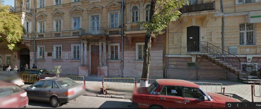 В центре Одессы обрушился фасад школы (ФОТО) (фото) - фото 2
