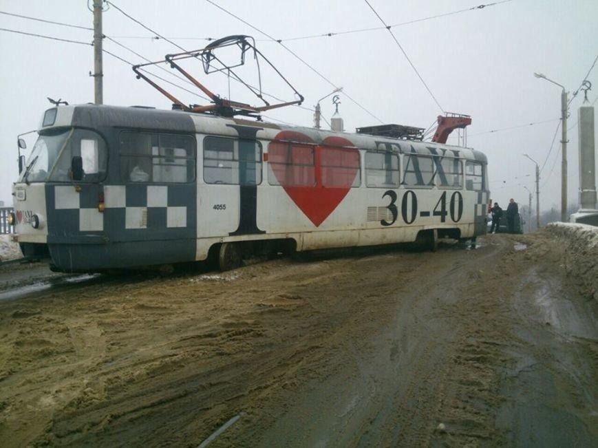 трамвай дрифт