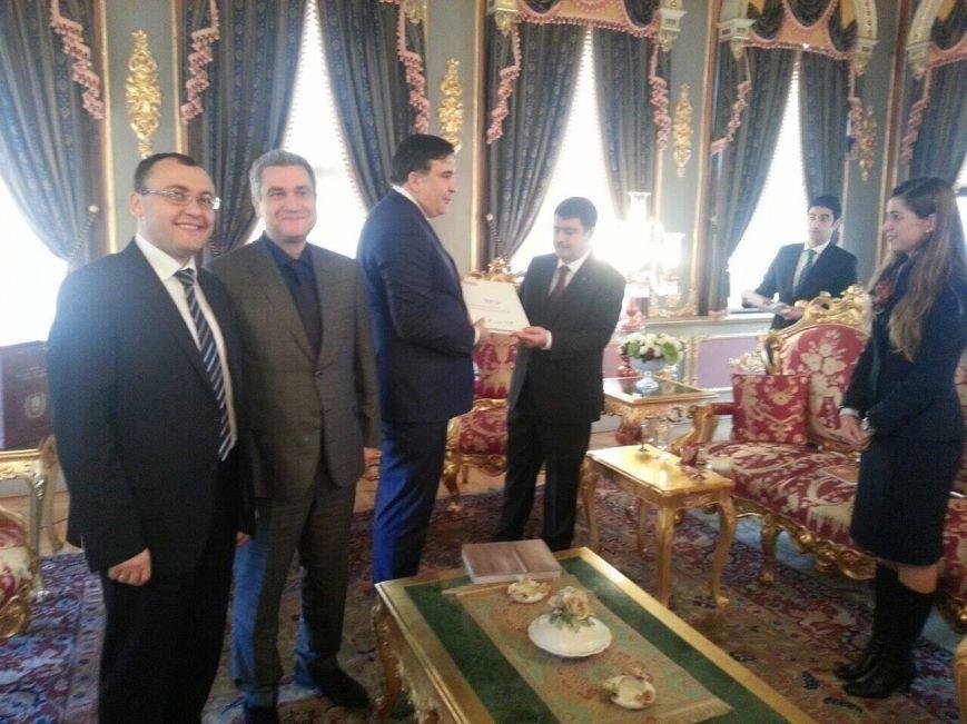 a76a63a1e37667037a4cf075d376d4ba Урбанский в Стамбуле: Я верю в инвестиционную привлекательность Одесской области