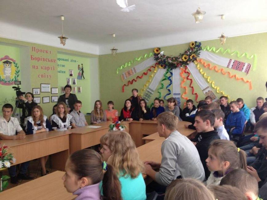 В Северодонецке воспитывают школьников-патриотов (ФОТО), фото-3
