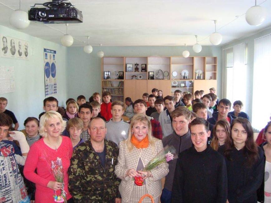 В Северодонецке воспитывают школьников-патриотов (ФОТО), фото-2