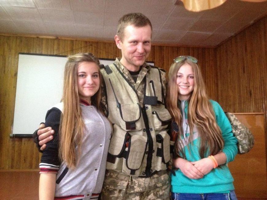 В Северодонецке воспитывают школьников-патриотов (ФОТО), фото-11