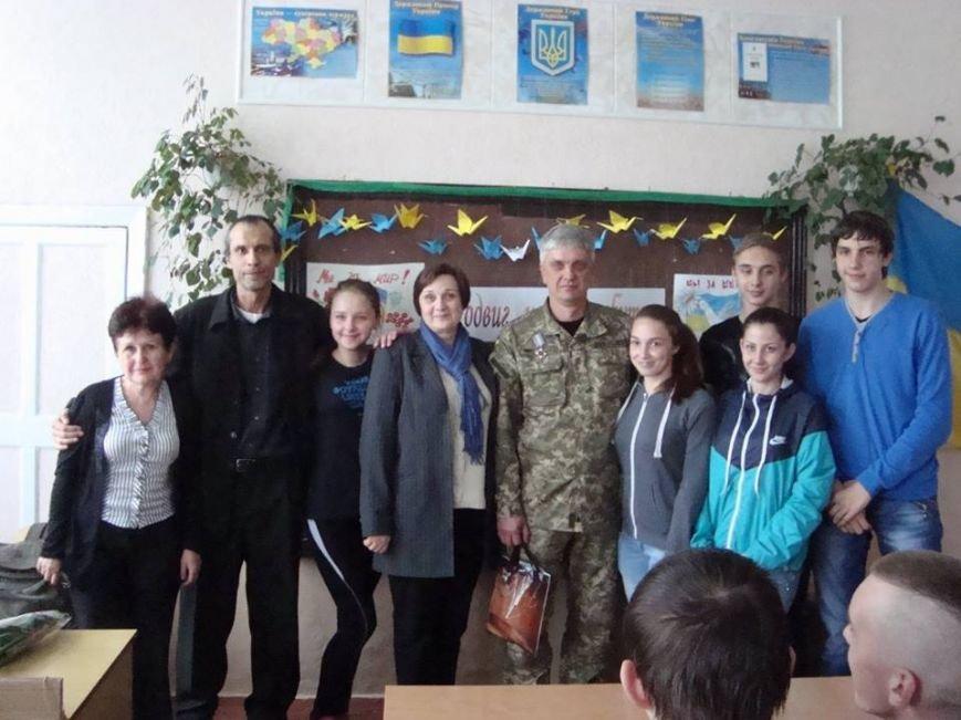 В Северодонецке воспитывают школьников-патриотов (ФОТО), фото-7