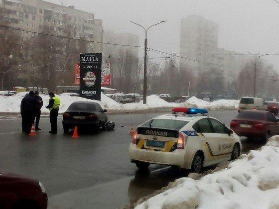 На Алексеевке произошло тройное ДТП (ФОТО) (фото) - фото 1