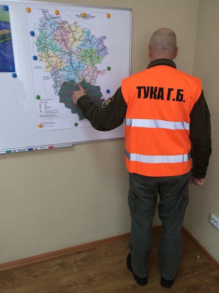 Какой подарок получил Георгий Тука от нового начальника облавтодора? (ФОТО), фото-2