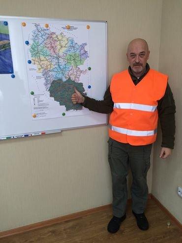 Какой подарок получил Георгий Тука от нового начальника облавтодора? (ФОТО), фото-1