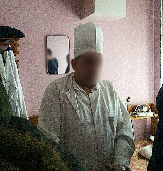 На Львівщині затримали лікаря, який вимагав хабар у пацієнта (ФОТО) (фото) - фото 1