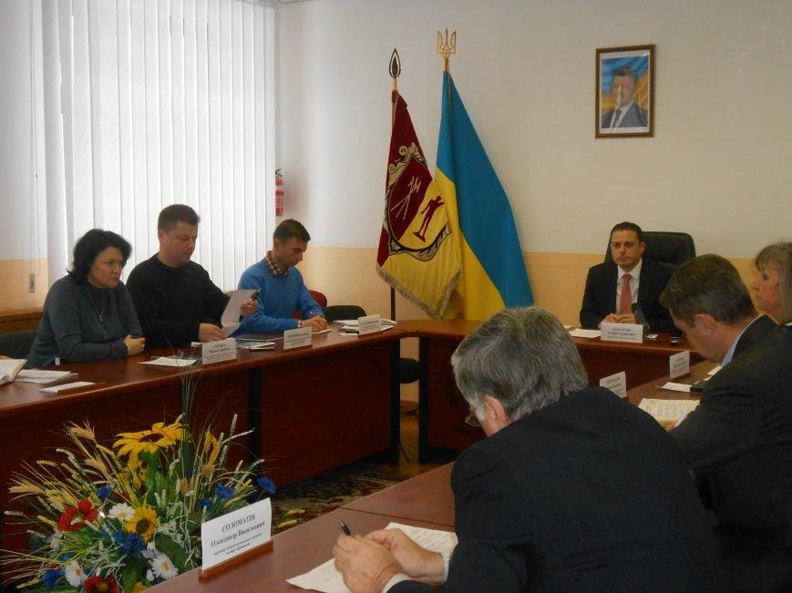 В Днепродзержинске обсудили сотрудничество с немецким обществом GIZ для поддержки переселенцев (фото) - фото 1