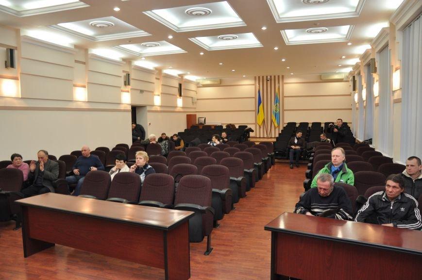В Краматорске «общегородское собрание» разогнали газовой атакой (ВИДЕО), фото-4