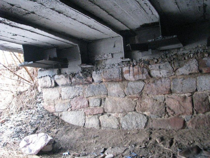 В Запорожской области неизвестные разобрали мост на металлолом, - ФОТО (фото) - фото 2