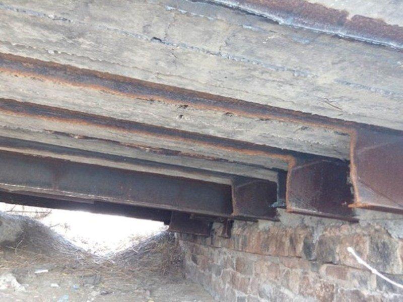 В Запорожской области неизвестные разобрали мост на металлолом, - ФОТО (фото) - фото 1