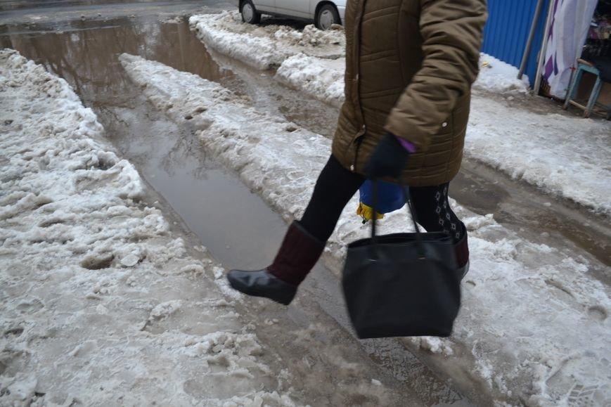 После сильных морозов криворожанам угрожает подтопление (ФОТО), фото-9