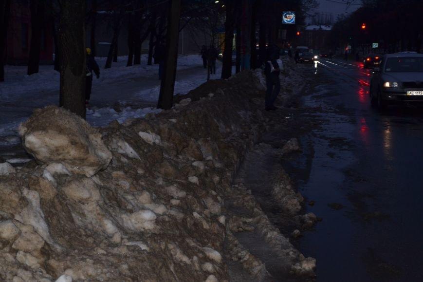 После сильных морозов криворожанам угрожает подтопление (ФОТО), фото-19