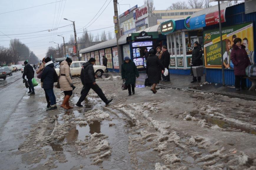 После сильных морозов криворожанам угрожает подтопление (ФОТО), фото-11