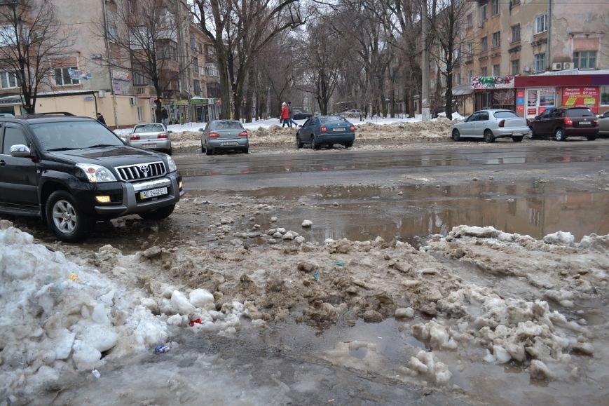 После сильных морозов криворожанам угрожает подтопление (ФОТО), фото-7