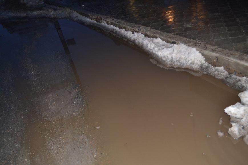 После сильных морозов криворожанам угрожает подтопление (ФОТО), фото-20