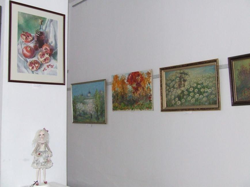 Выставка «АртЕфакт»: чудо создания на мастер-классах (фото) (фото) - фото 5