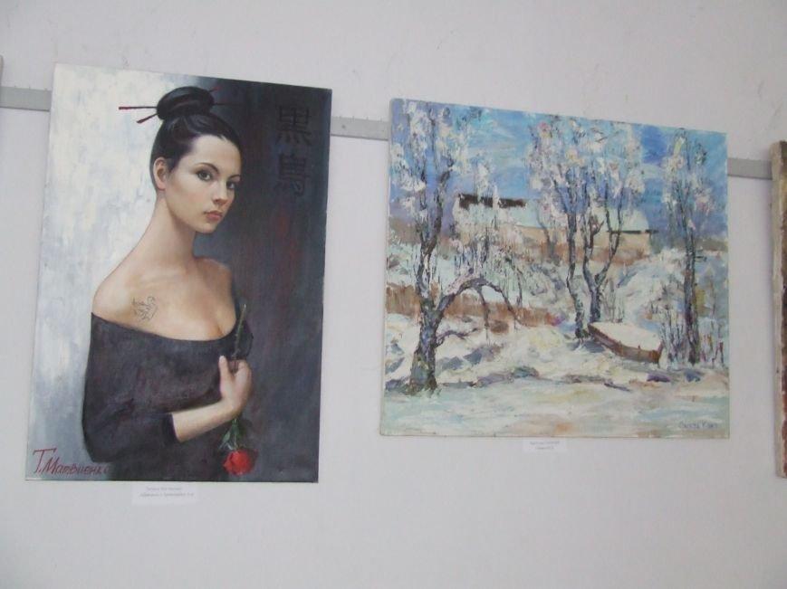 Выставка «АртЕфакт»: чудо создания на мастер-классах (фото) (фото) - фото 1