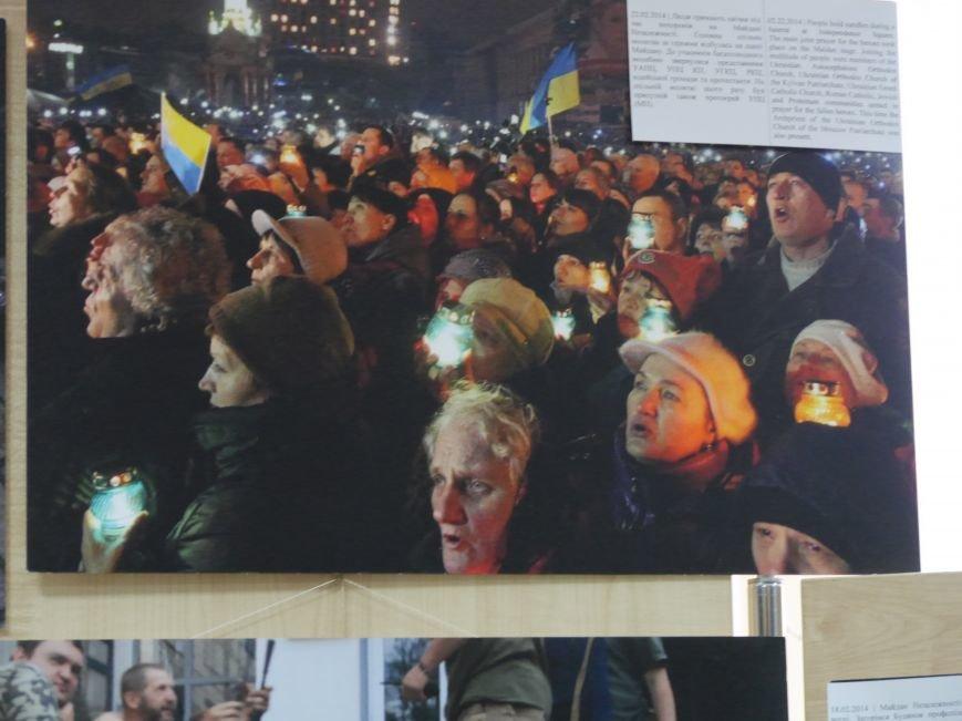 Фотовиставку Віктора Гурняка «Війна в моїй країні» відкрили у Тернополі (ФОТО) (фото) - фото 3