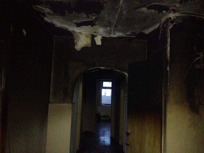 На севере Ульяновска из-за звонка сгорела квартира, фото-2