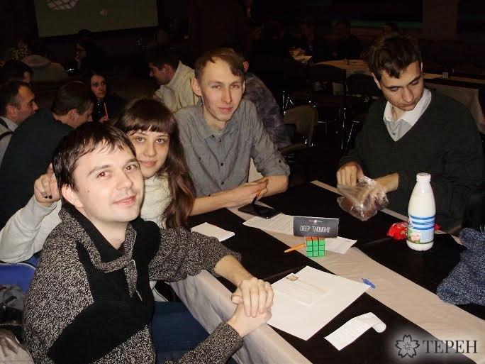 Тернопільська молодь змагається за звання найкмітливіших (фото) (фото) - фото 1