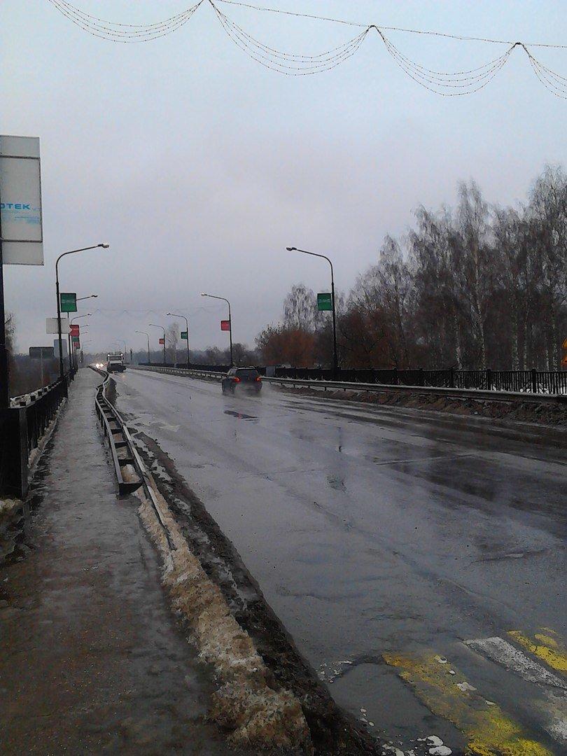Главный  инженер ДЭУ-32: «Мост в Новополоцке требует капитального ремонта. Средств не выделялось» (фото) - фото 1