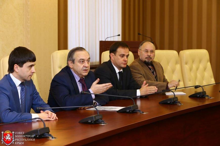 Мурадов: Республика Крым планирует наладить сотрудничество с немецкой партией «Единство» (ФОТО), фото-1