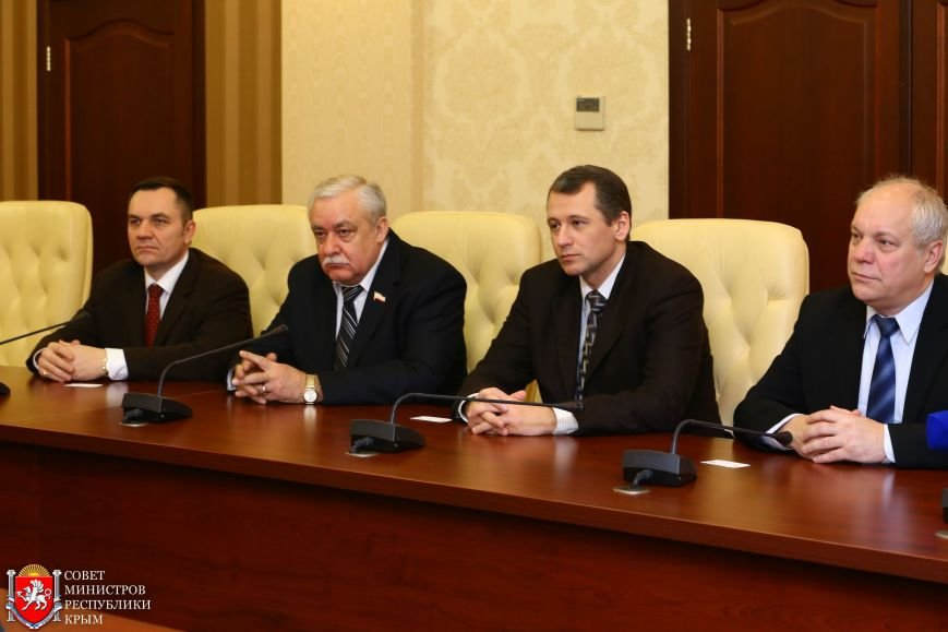 Мурадов: Республика Крым планирует наладить сотрудничество с немецкой партией «Единство» (ФОТО), фото-5