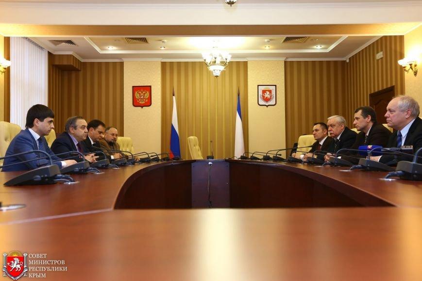 Мурадов: Республика Крым планирует наладить сотрудничество с немецкой партией «Единство» (ФОТО), фото-6